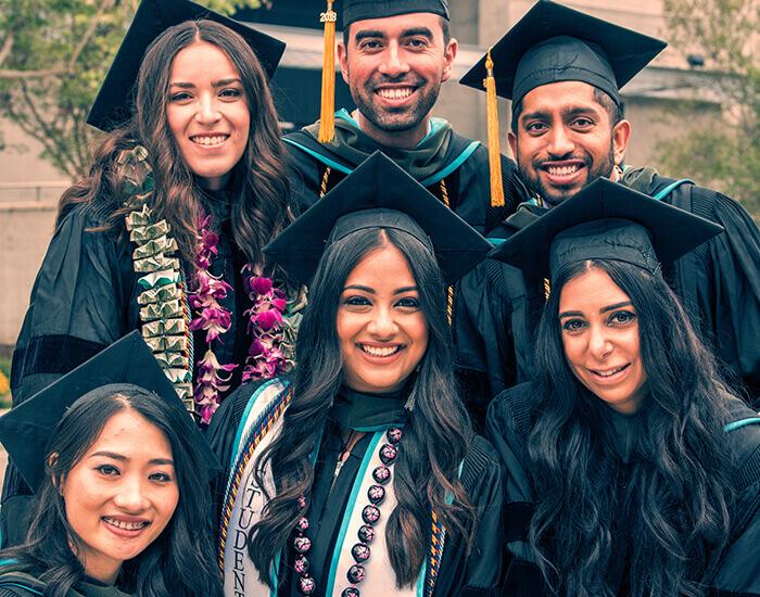 KGI students at graduation