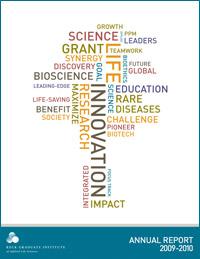annual report cover 2009-10