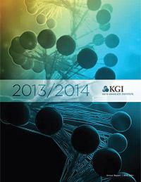 annual report cover 2013-14