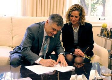 la verne articulation agreement
