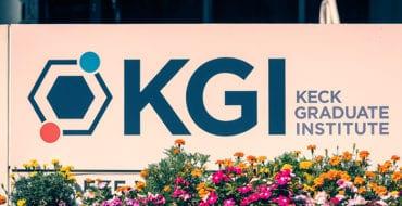 KGI campus sign
