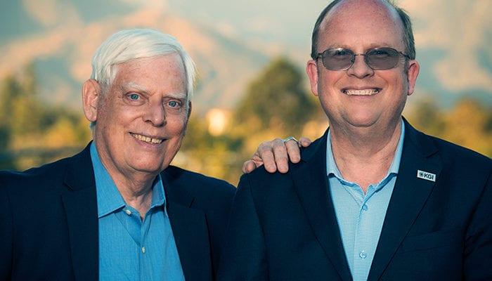 Robert Curry and James Widergren
