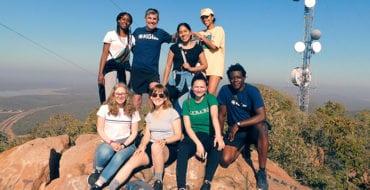 botswana summer undergraduate research experience
