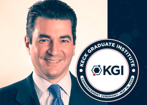KGI Announces Scott Gottlieb as Commencement Speaker