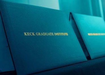 Commencement degree folder