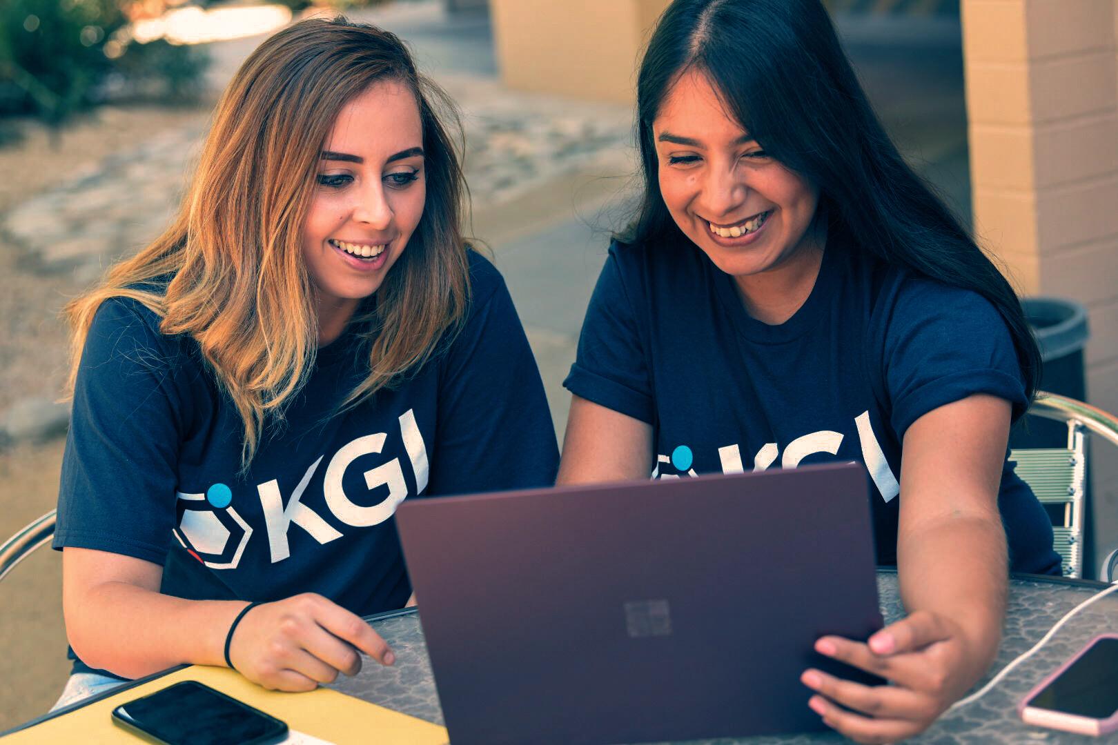 kgi students